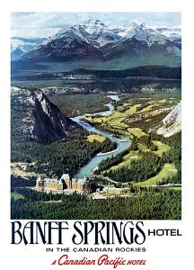 Canadian Pacific, Banff