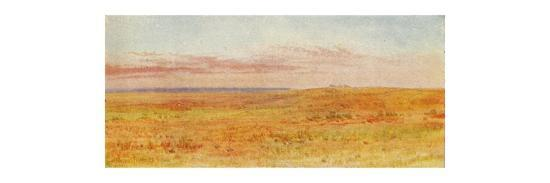 'Canadian Prairie', 1924-Unknown-Giclee Print