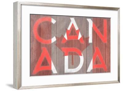 Canadian Pride-Marcus Prime-Framed Art Print