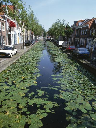 Canal, Delft-Natalie Tepper-Photo