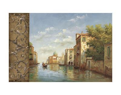 Canal I-Aretino-Art Print