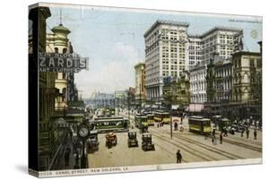 Canal Street, New Orleans, USA, C1912