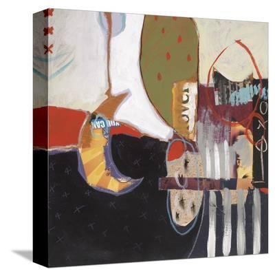 Canal Street-Derek Tucker-Stretched Canvas Print