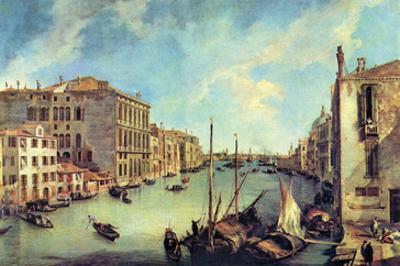 Grand Canal at San Vio