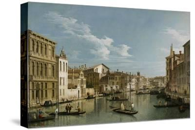 Grand Canal from Palazzo Flangini to Palazzo Bembo, C.1740