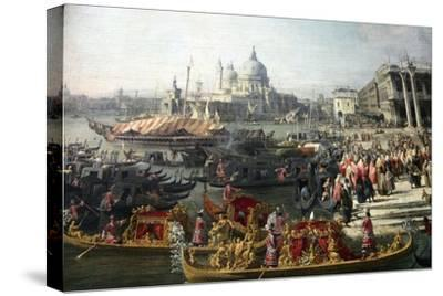Reception of the French Ambassador in Venice, 1726-1727