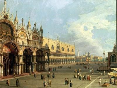 St.Mark's Square, Venice