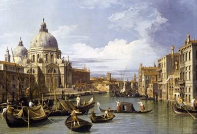 The Entrance to the Grand Canal