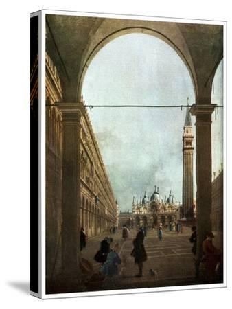 The Piazza, Venice, C1756