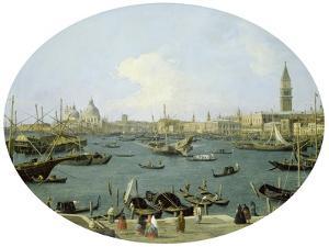 Venedig, Von S.Giorgio Maggiore Aus Gesehen by Canaletto