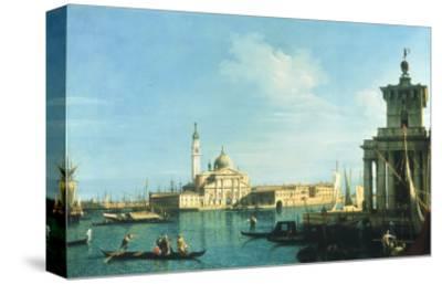 View of Venice from the Punta della Dogana towards San Giorgio Maggiore