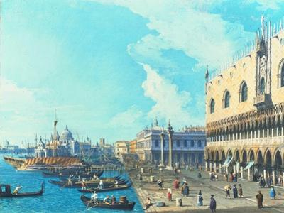 View of Venice with the Salute, C.1735