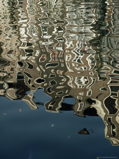 Canals, Amsterdam, Holland-Adam Woolfitt-Photographic Print