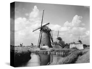 Canalside Windmills