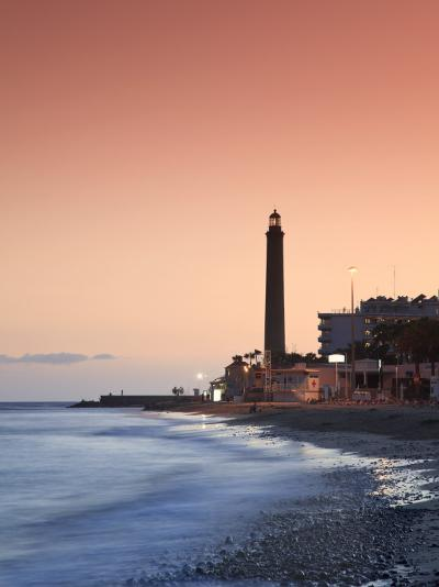 Canary Islands, Gran Canaria, Maspalomas, Faro De Maspalomas (Maspalomas Lighthouse)-Michele Falzone-Photographic Print