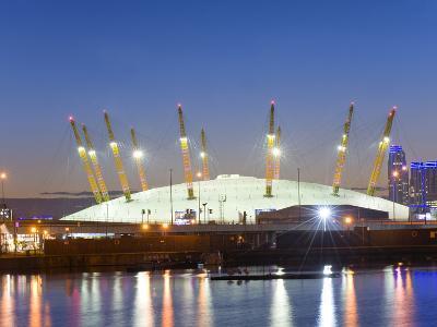 Canary Wharf, London Docklands, London, England, United Kingdom, Europe-Graham Lawrence-Photographic Print