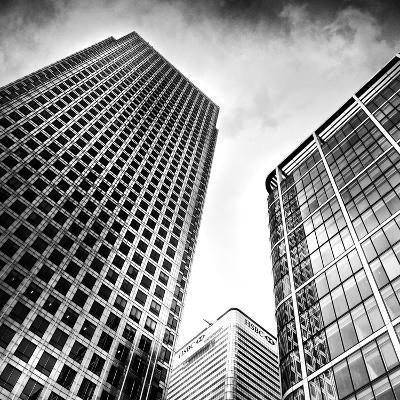 Canary Wharf, London-Craig Roberts-Photographic Print