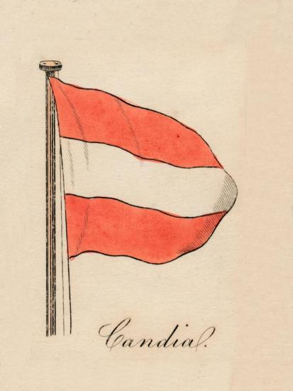 'Candia', 1838-Unknown-Giclee Print