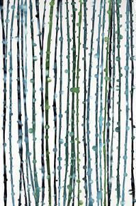 Aqua Vine by Candice Alford