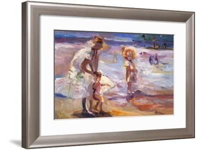 Candid Moment-Mary Dulon-Framed Premium Giclee Print