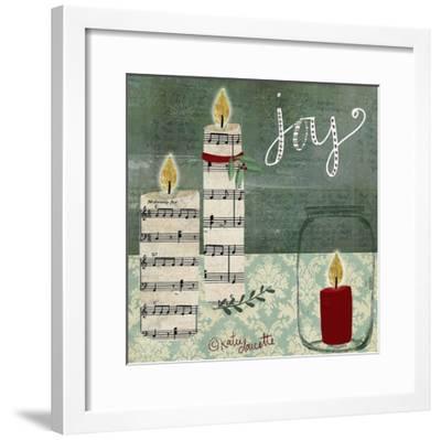 Candles-Katie Doucette-Framed Art Print