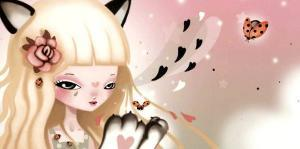 Lady Bird by Candy Bird