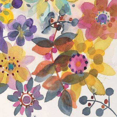 Candy Flowers 2-Karin Johannesson-Premium Giclee Print