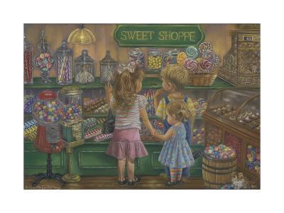 Candy Heaven-Tricia Reilly-Matthews-Giclee Print