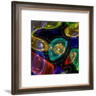 Candy II-Jean-François Dupuis-Framed Art Print