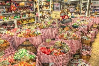 Candy Store-Robert Goldwitz-Giclee Print