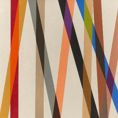 Candy Stripe II, 1987-Michael Canney-Giclee Print