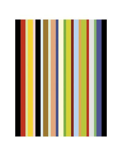 Candy Stripe-Dan Bleier-Art Print