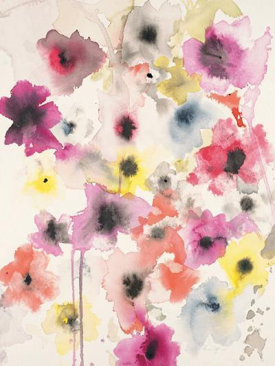 Candy Wrapped Blooms-Karin Johannesson-Premium Giclee Print