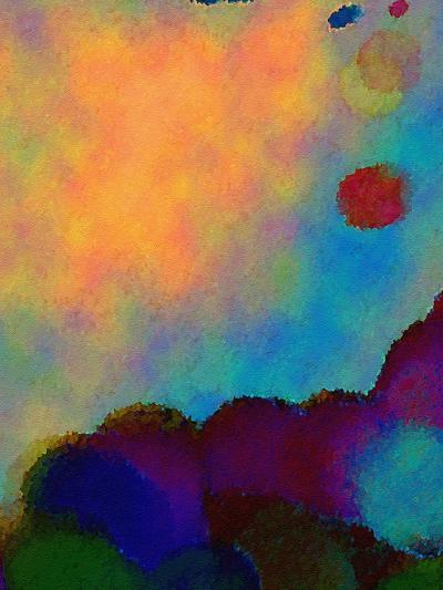 Candyland-Ruth Palmer-Art Print
