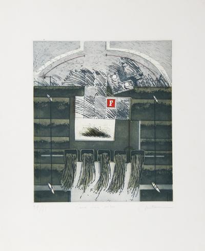 Canes Fines Herbs-Bernard Muntaner-Limited Edition