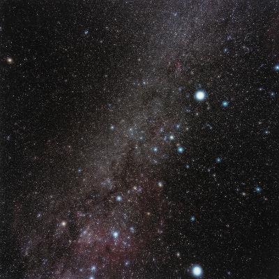 Canis Major Constellation-Eckhard Slawik-Photographic Print