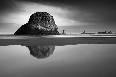 Cannon Beach 1-Moises Levy-Photographic Print