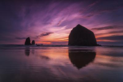 Cannon Beach Dreams-Darren White Photography-Photographic Print