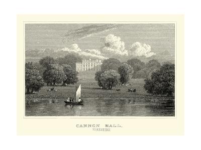 Cannon Hall-J^p^ Neale-Art Print