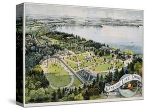 Canobie Lake Park Poster