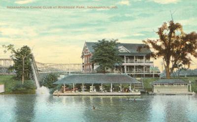 Canoe Club, Indianapolis, Indiana