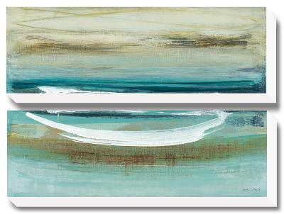 Canoe II-Heather Mcalpine-Canvas Art Set