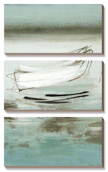 Canoe-Heather Mcalpine-Canvas Art Set