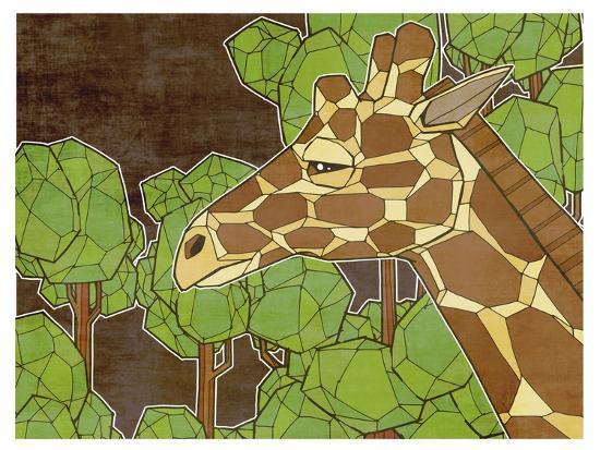 Canopy Explorer-Ric Stultz-Giclee Print