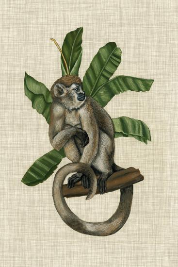 Canopy Monkey I-Naomi McCavitt-Art Print