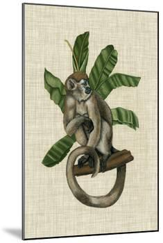 Canopy Monkey I-Naomi McCavitt-Mounted Art Print