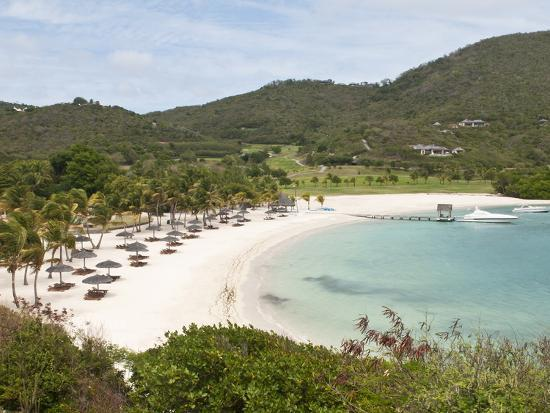 Canouan Resort at Carenage Bay, Canouan Island, St. Vincent and the Grenadines, Windward Islands-Michael DeFreitas-Photographic Print