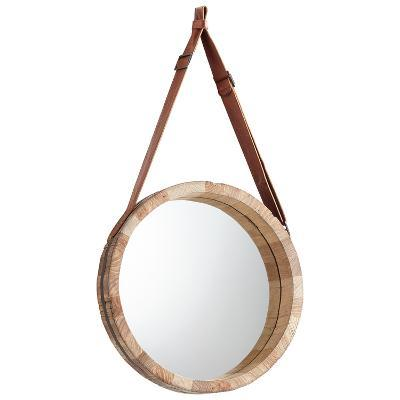 Canteen Mirror - Large--Wall Mirror