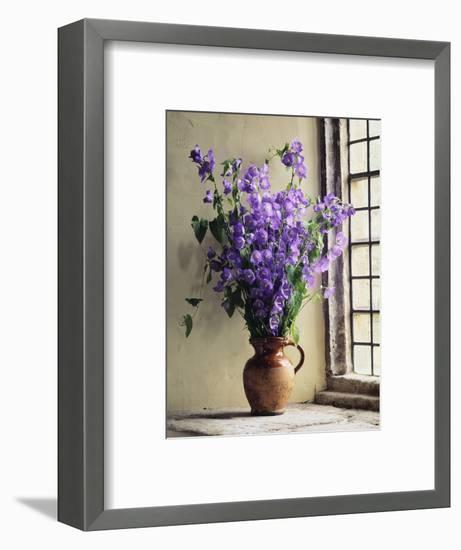 Canterbury Bells-Clay Perry-Framed Photographic Print