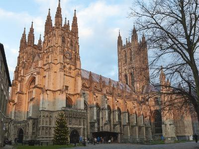 Canterbury Cathedral-Charlie Harding-Photographic Print